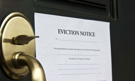 Landlords to face higher costs for eviction claims